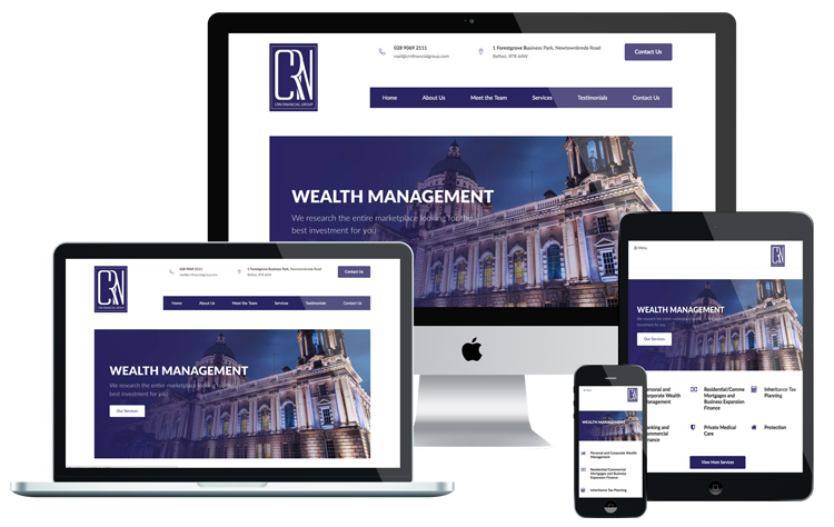 crn financial